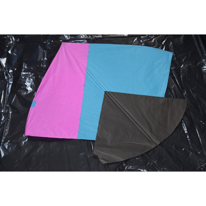 """Pakistani Tissue Paper Small 27"""" W x 23"""" T."""