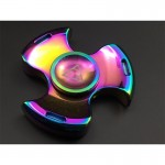 Anodized Tritium Metal Tri-Spinner