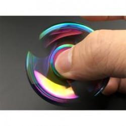 Anodized Tritium Metal Tri-Spinner