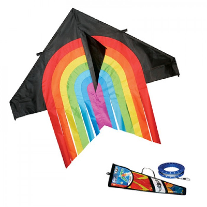 "55"" Delta: Black Rainbow"