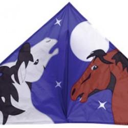 "56"" Wild Horses Delta"