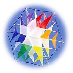 Snowflake Box Kite