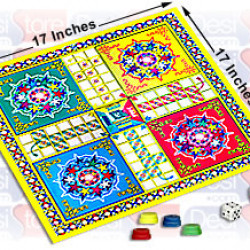 Game: Ludo and Snakes & Ladders