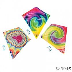 Tie-Dyed Kites